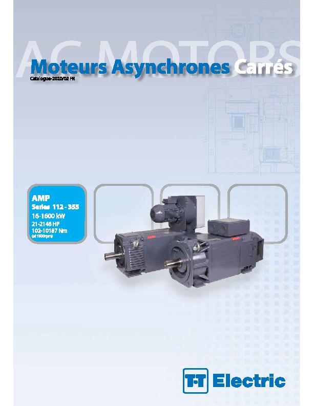 Catalogue AMP SERIES 112-355